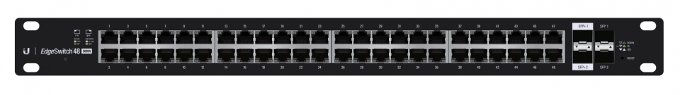 Коммутатор Ubiquiti EdgeSwitch 48 (750W Model)