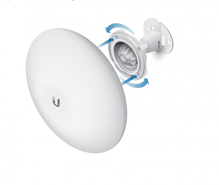 Крепление Ubiquiti Nanobeam Wall Mount Kit