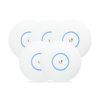Точка доступа Ubiquiti UniFi AP AC HD 5-pack
